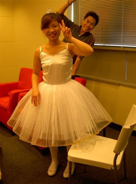 小公主polly