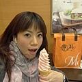 室內超熱之我買了草莓冰淇淋