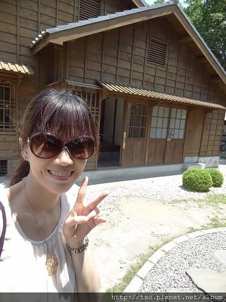 這棟日式建築好舒服