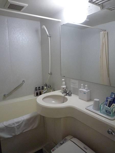 日本迷你的廁所