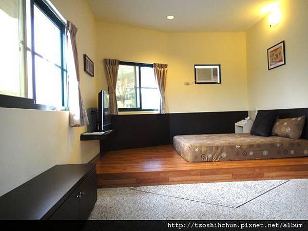 水上屋雙人獨棟卧室