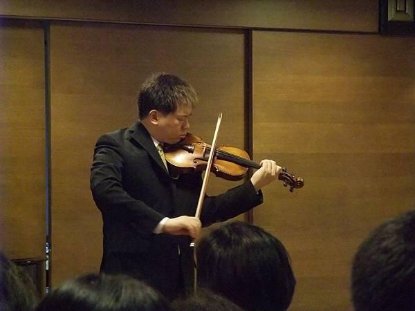 20110521-5李瑄小提琴獨奏會