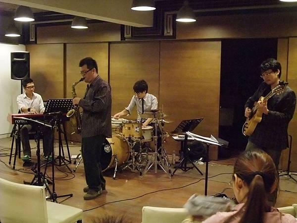 20110924-1 Organology Quartet電風琴四重奏