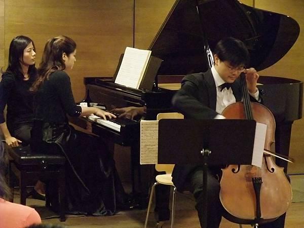 20111023-1 呂超倫大提琴獨奏會