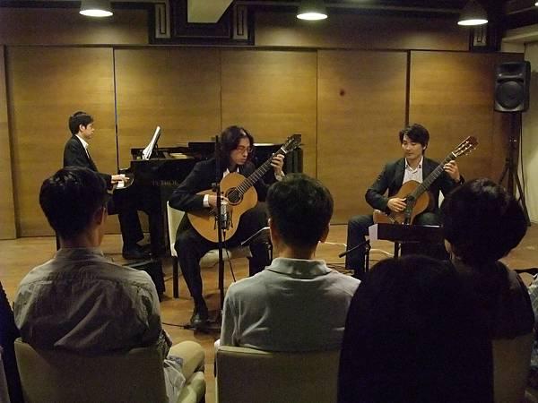 1028-22「節奏.奇幻.雙吉他」劉士堉、蘇孟風 吉他二重奏
