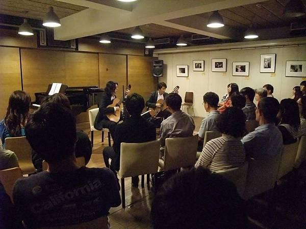 1028-23「節奏.奇幻.雙吉他」劉士堉、蘇孟風 吉他二重奏