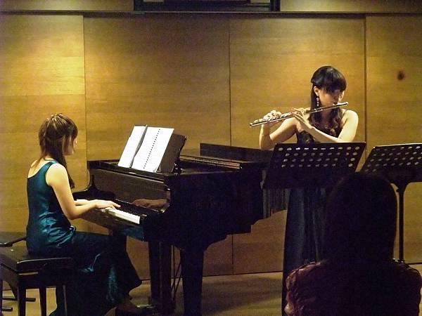1118-2 冬樂笛吟長笛與聲樂的對話