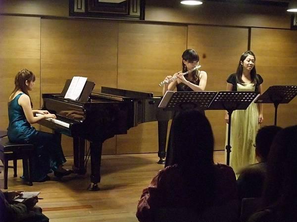 1118-4 冬樂笛吟長笛與聲樂的對話