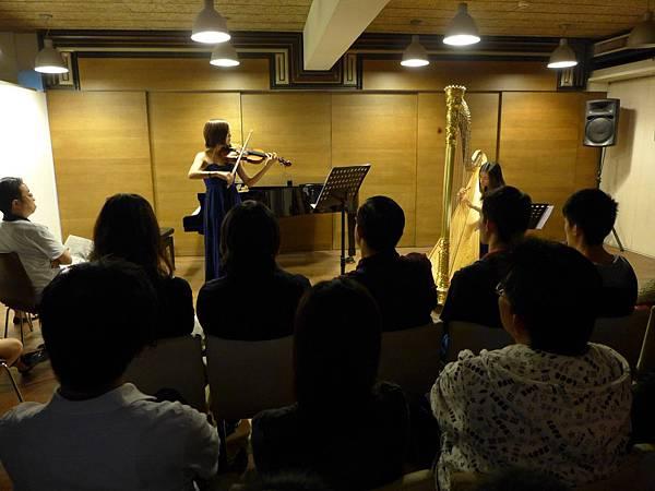 0526-2 4+47的茵芫-小提琴豎琴二重奏
