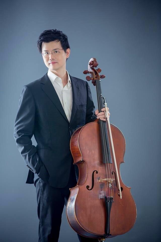 大提琴 呂超倫