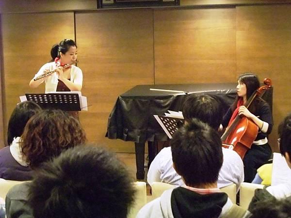 20101219-3聖誕快樂二重奏