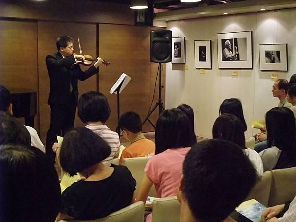 20110521-4李瑄小提琴獨奏會