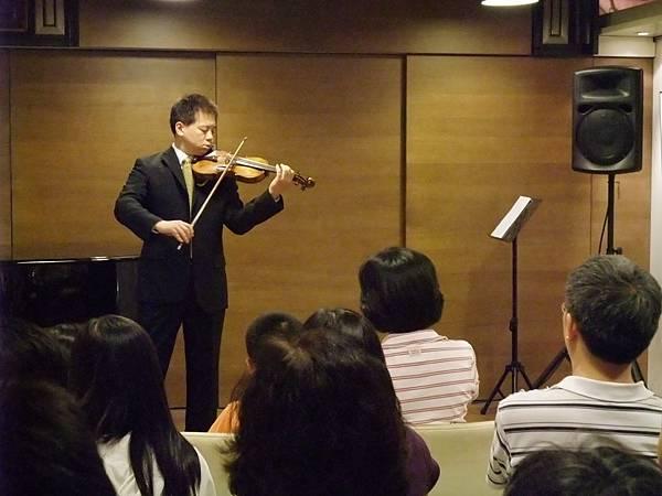 20110521-2李瑄小提琴獨奏會