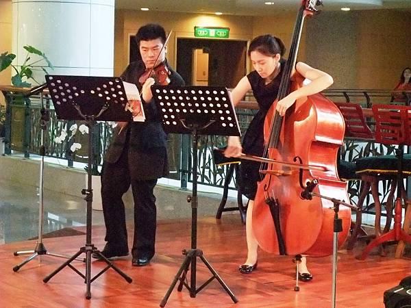 0511社區音樂推廣系列13:當小提琴遇上低音提琴1