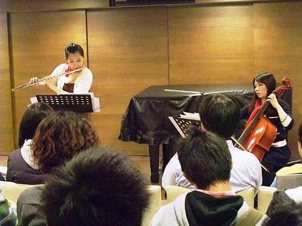 20101219-2聖誕快樂二重奏