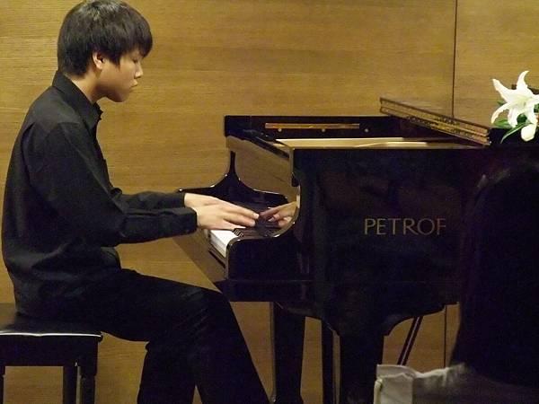20100905-1王兆歡鋼琴獨奏會