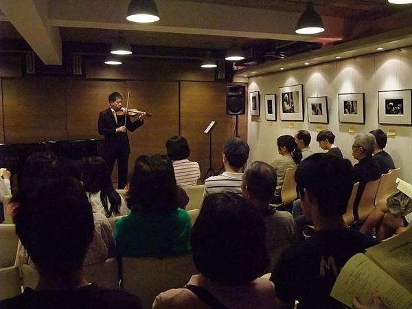 20110521-1李瑄小提琴獨奏會