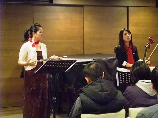 20101219-6聖誕快樂二重奏