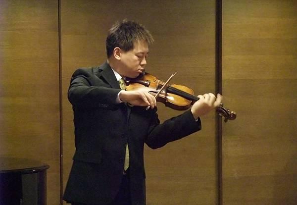 20110521-3李瑄小提琴獨奏會