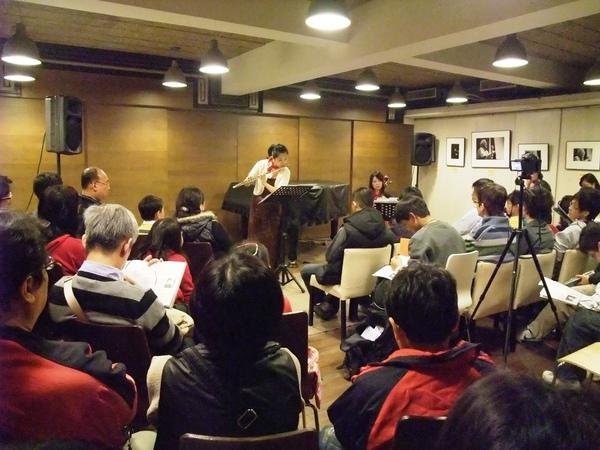 20101219-5聖誕快樂二重奏