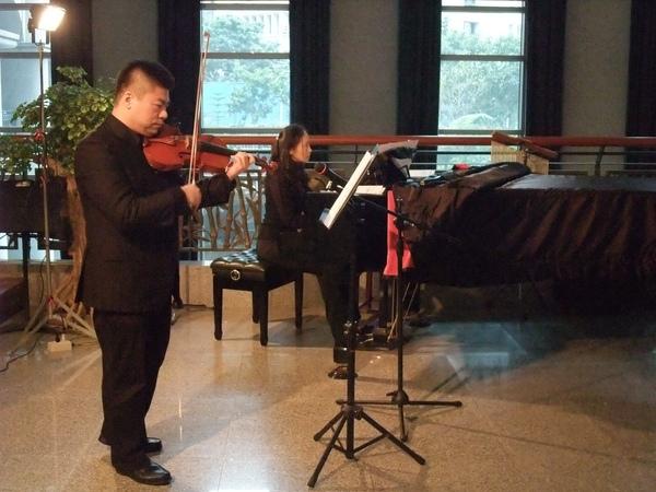 20110129-1社區音樂推廣 我所喜愛的小提琴曲