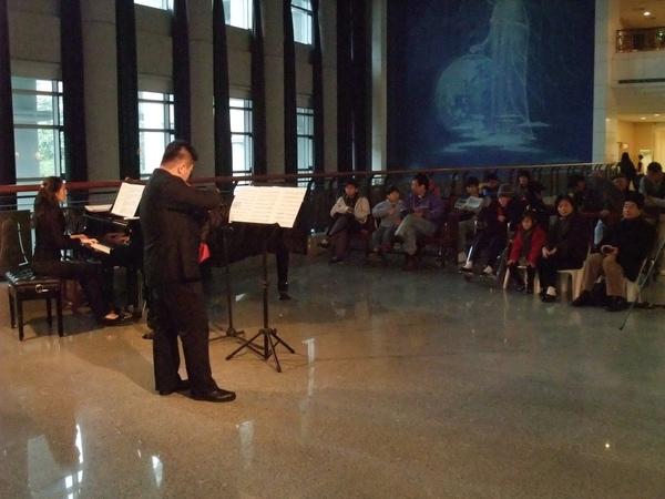 20110129-2社區音樂推廣 我所喜愛的小提琴曲
