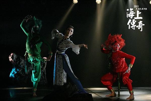 《百年心香-聖母的故事》-大唐民族舞團[1]