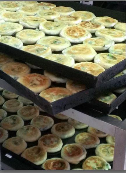 基隆周家蔥油餅
