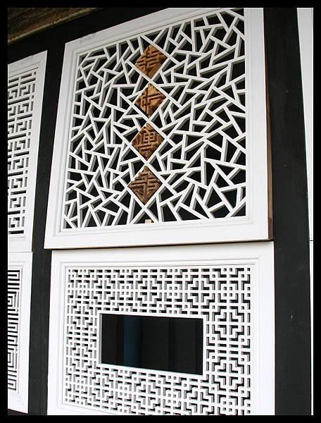 漂亮的窗子
