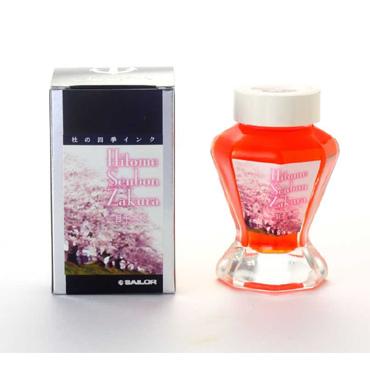 【文具の杜限定】杜の四季インク 一目千本桜