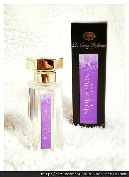 阿蒂仙之香 L'Artisan Parfumeur Mure er Musc Extreme 黑莓謬思女性淡香精