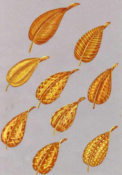 金飾材質表現
