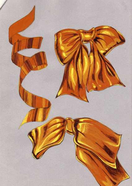 金屬蝴蝶結