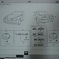 LEXUS SC400300英文零件手冊-5