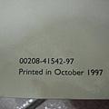 LEXUS SC400300英文零件手冊-8