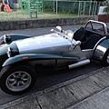 來自英國的手工跑車Caterham Super 7(1)