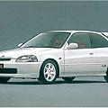 90年代末期的豐田ALTEZZA對上本田type R(4)