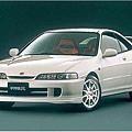 90年代末期的豐田ALTEZZA對上本田type R(3)