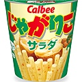 粉特別的TOMICA-日清杯麵車與Calbee薯條餅乾車(8)