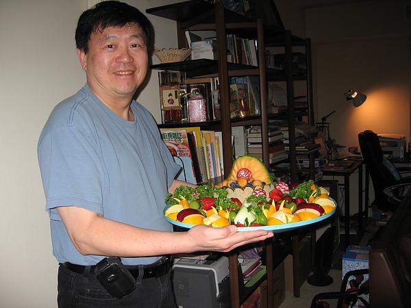 龍龍水果雕刻 006.JPG