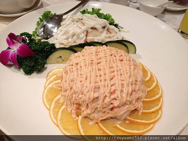 2013.3.2 朝桂餐廳 (捷立春酒)