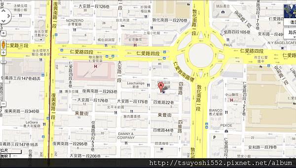 菲姊義大利餐廳map