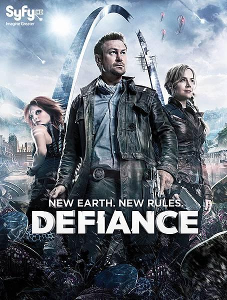Syfy地球異世界 Defiance