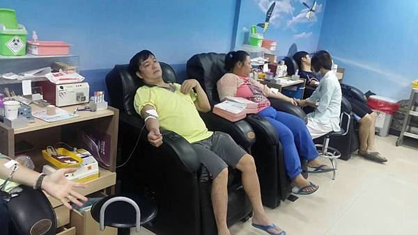 真善美捐血活動