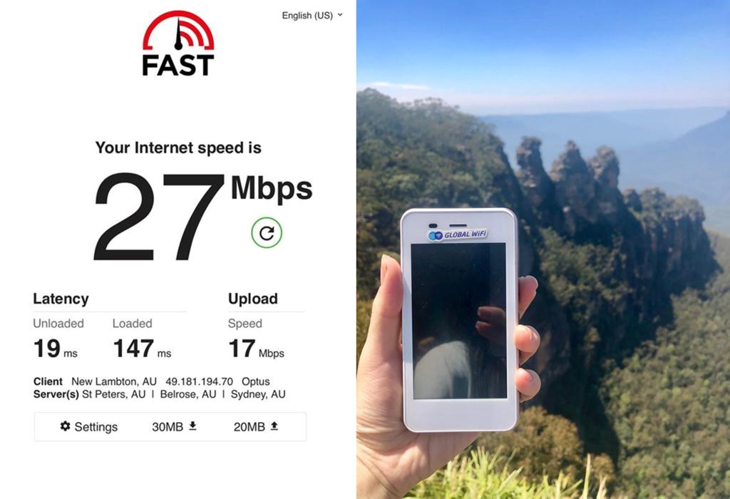 Global Wifi 推薦;澳洲自由行; 藍山景點; 藍山一日遊; 澳洲行程; 澳洲景點推薦; 雪梨自由行; 藍山 三姐妹石