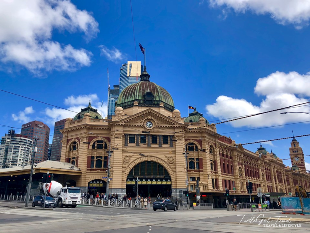 墨爾本自由行; 墨爾本行程; 澳洲自由行; Melbourne; 墨爾本市區; 墨爾本CBD; 費蓮達火車站