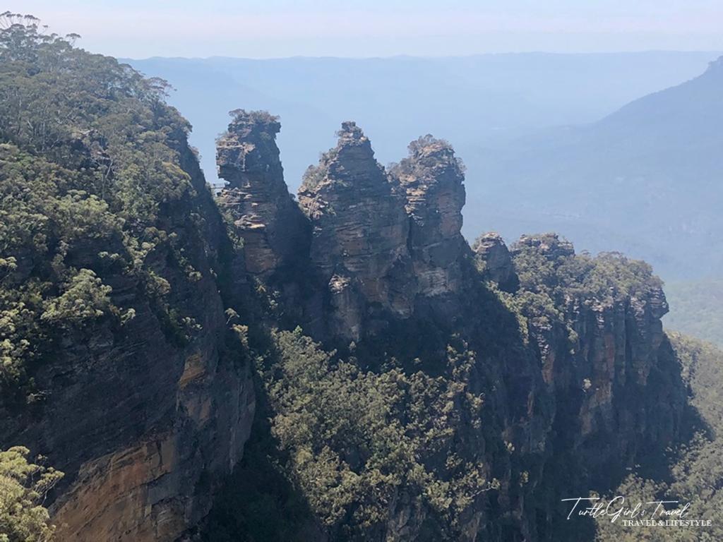 澳洲自由行; 藍山景點; 藍山一日遊; 澳洲行程; 澳洲景點推薦; 雪梨自由行; 藍山 三姐妹石