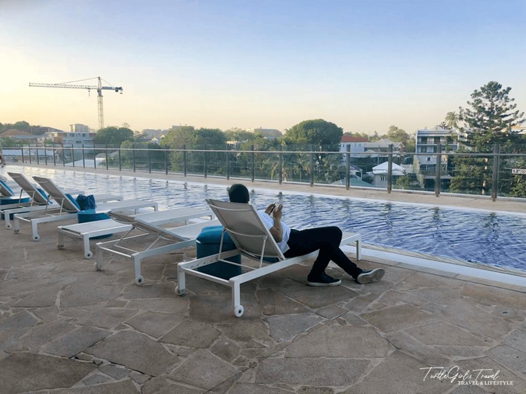 The Johnson Brisbane Art Series 布里斯本藝術系列強森飯店;布里斯本平價住宿; 布里斯本自由行; 澳洲自由行; 布里斯本飯店推薦