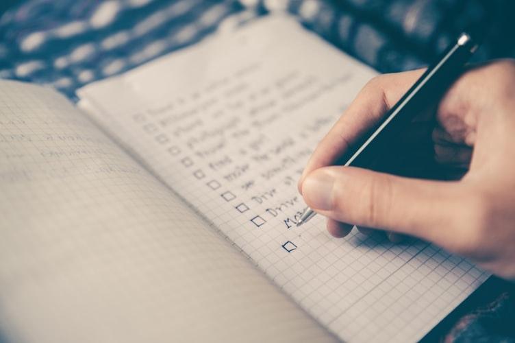 anti-to-do list; 反待辦清單