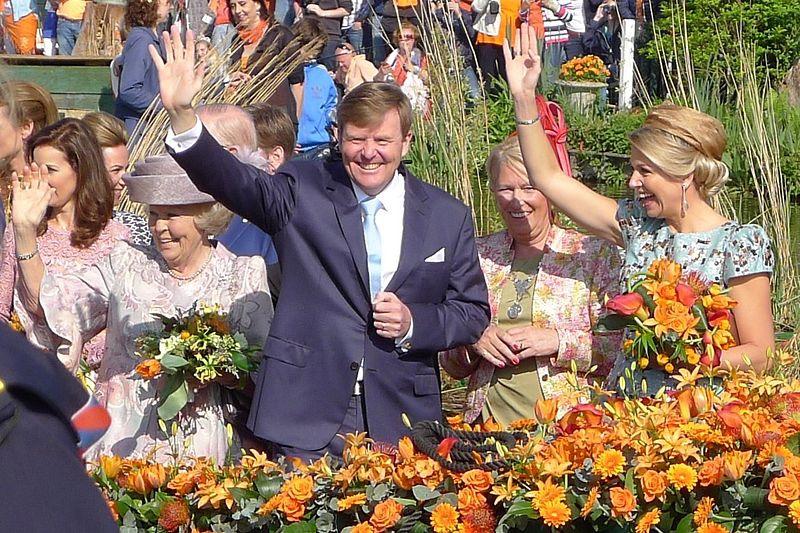 荷蘭國王威廉‧亞歷山大(Willem Alexander)